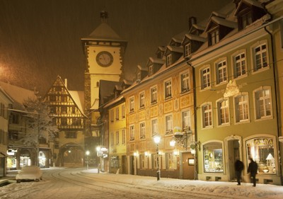 Freiburg Winter 1
